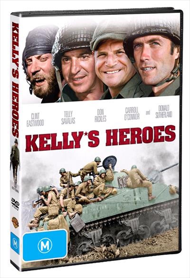 Kelly's Heroes | DVD