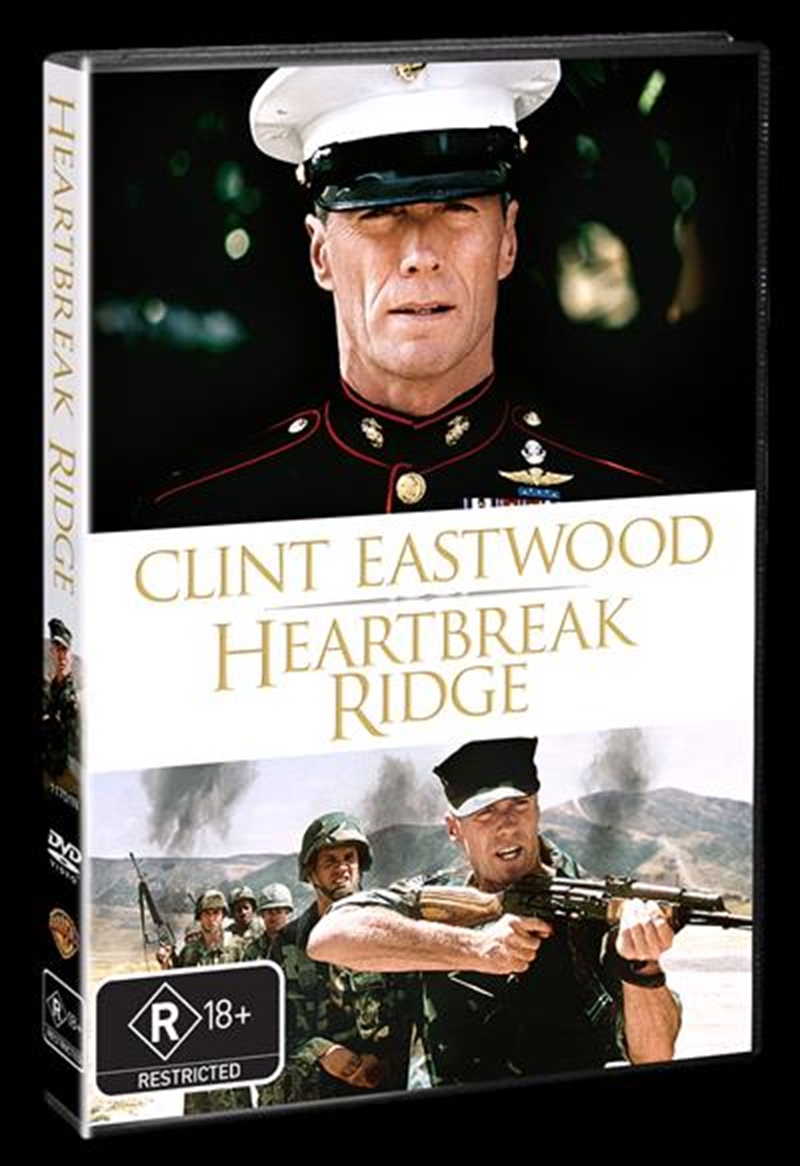 Heartbreak Ridge | DVD