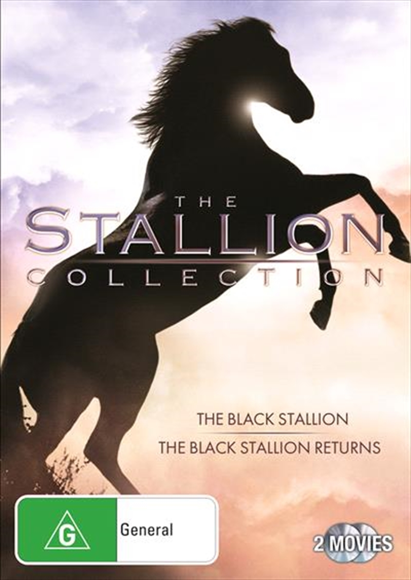 Black Stallion/Black Stallion Returns | DVD