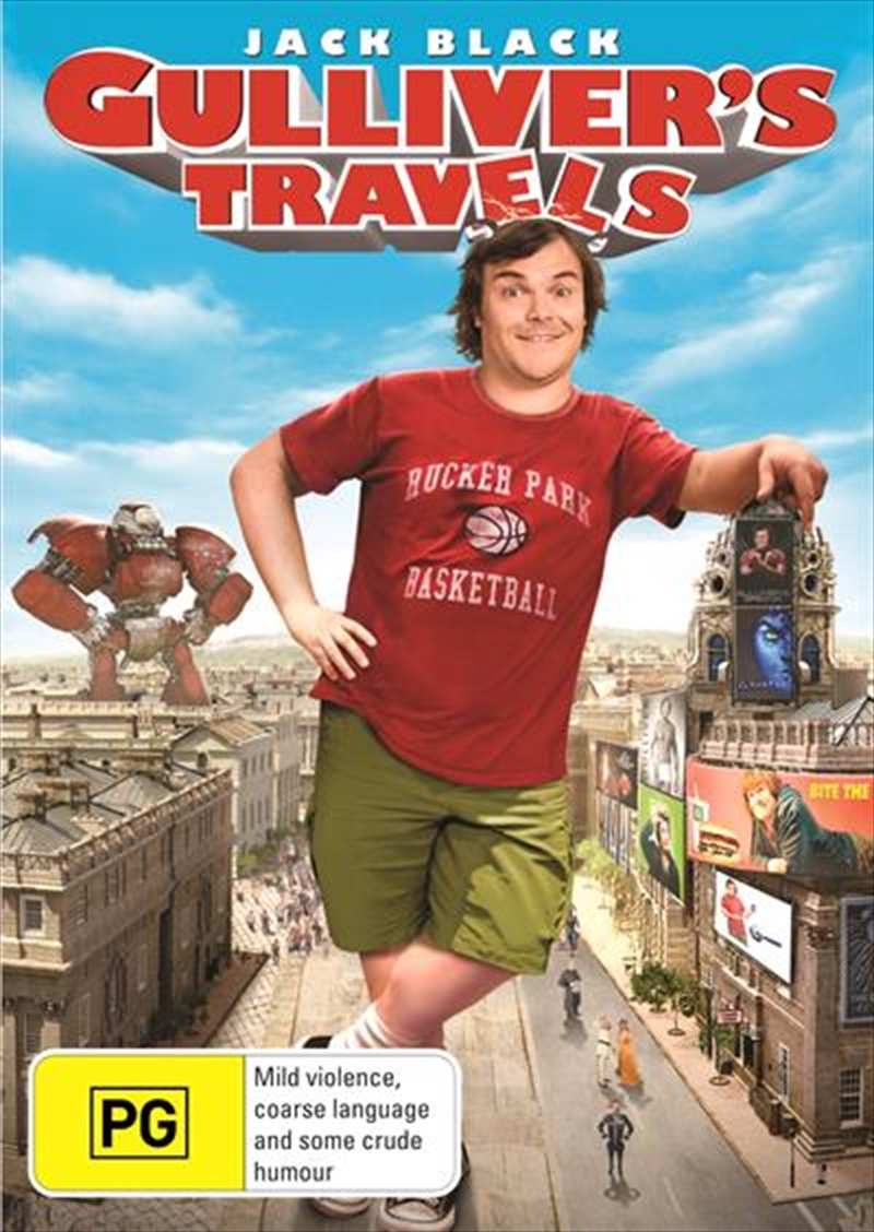 Gulliver's Travels (2010) | DVD
