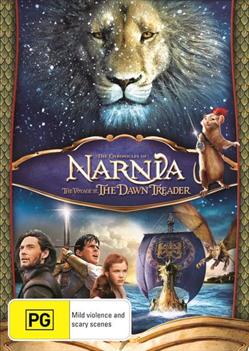 Chronicles Of Narnia: Voyage Of The Dawn Treader | DVD