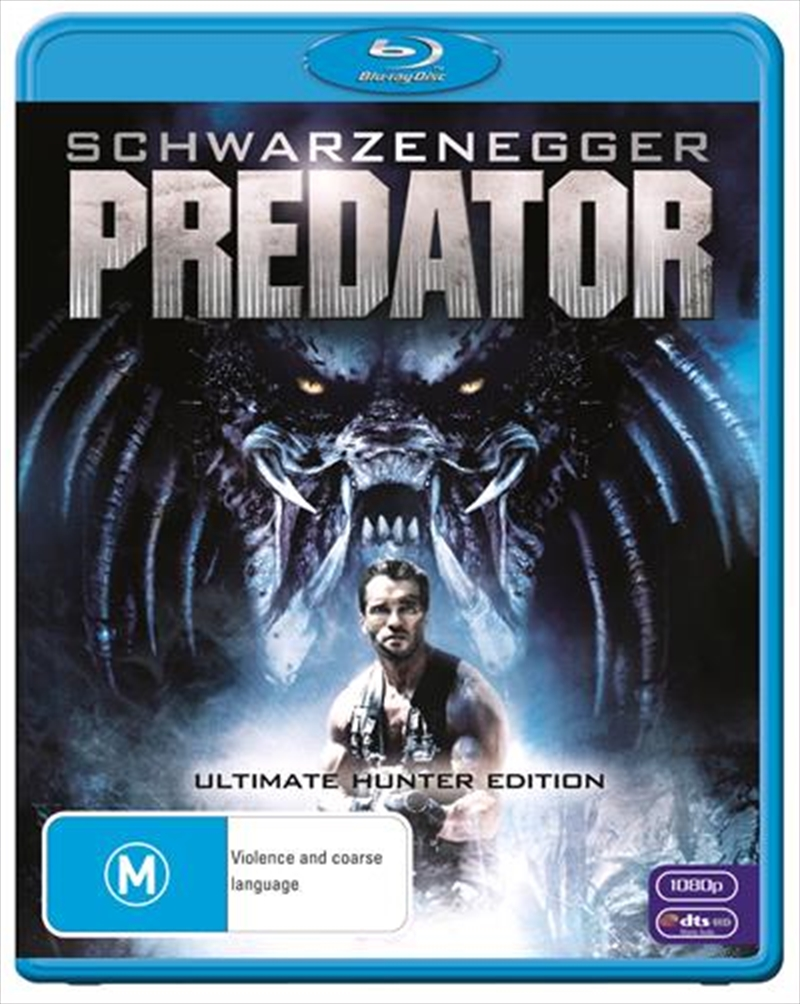 Predator: Ultimate Hunter Edition | Blu-ray