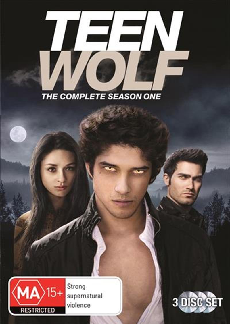 Teen Wolf - Season 1   DVD