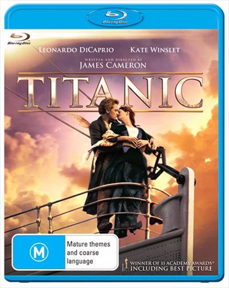 Titanic | Blu-ray