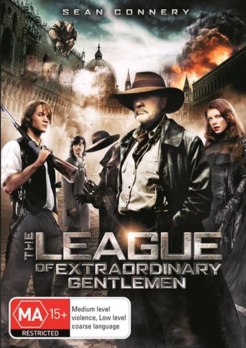 League Of Extraordinary Gentlemen | DVD