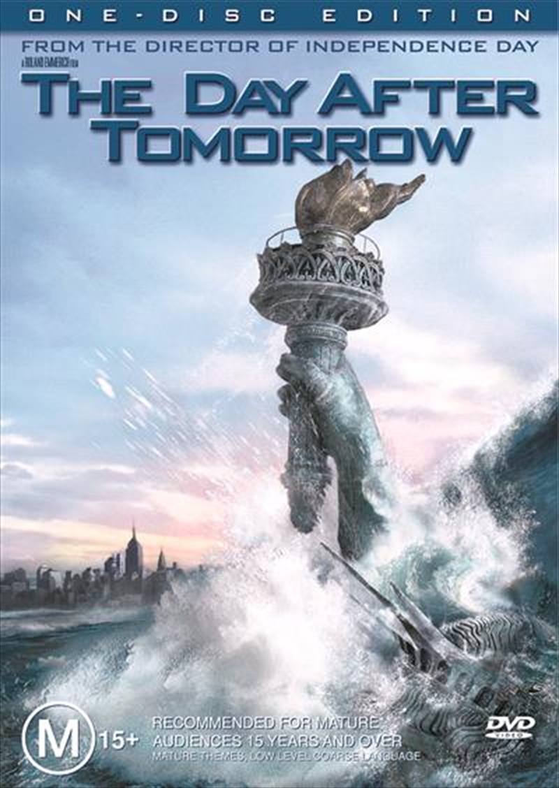 Day After Tomorrow | DVD