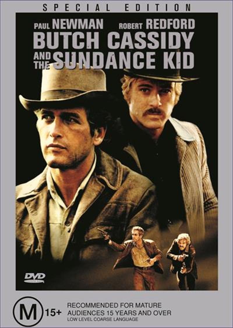 Butch Cassidy And The Sundance Kid | DVD
