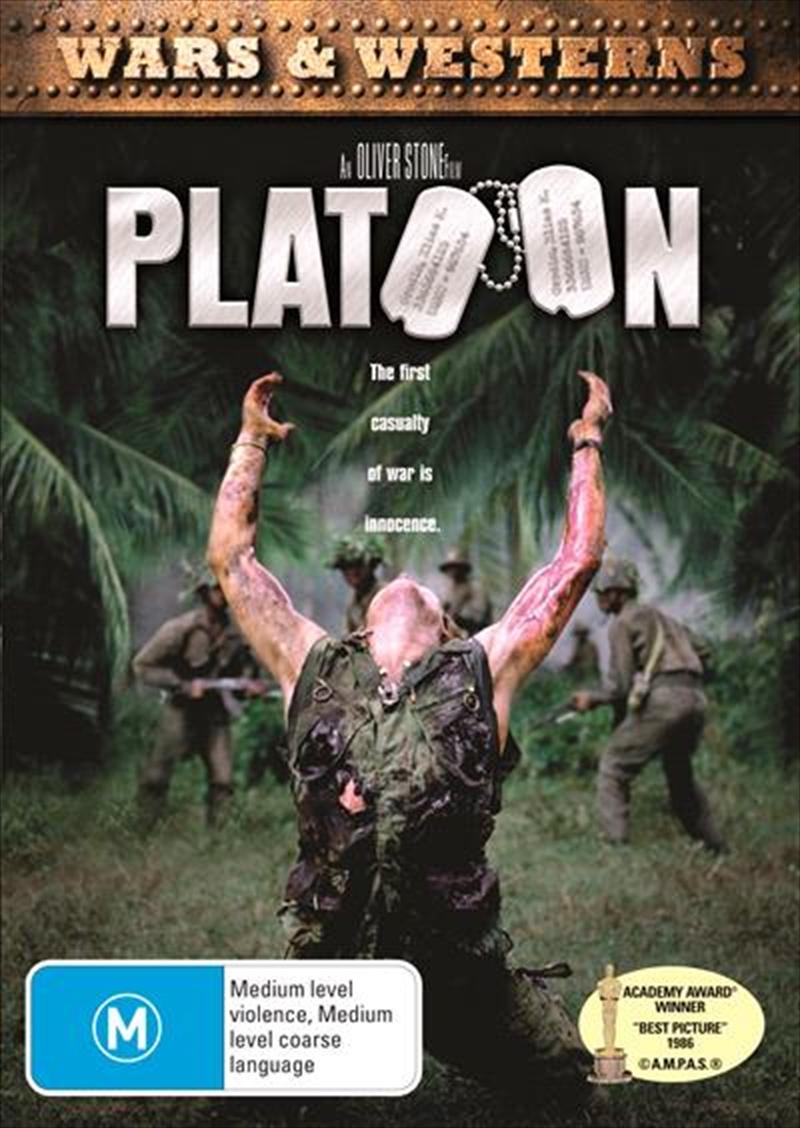 Platoon | DVD