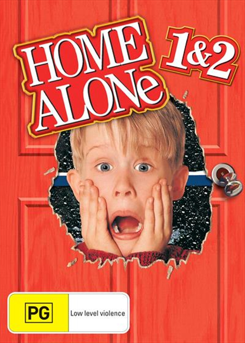 Home Alone/Home Alone 2: Lost In New York | DVD