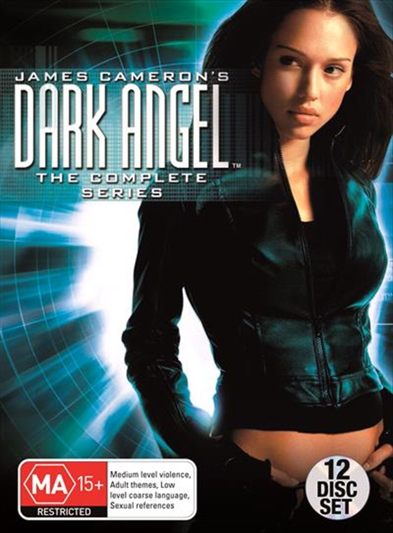 Dark Angel - Season 1-2 | Series Collection | DVD