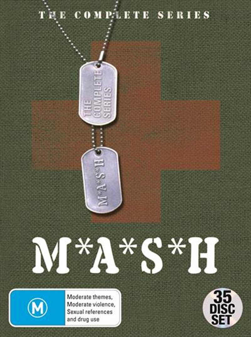 MASH - Season 1-11 | Boxset - Includes Movie | DVD