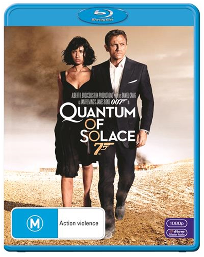 Quantum Of Solace (007) | Blu-ray