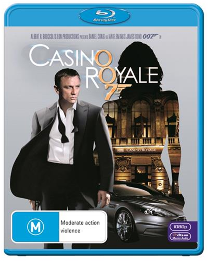 Casino Royale (007) | Blu-ray