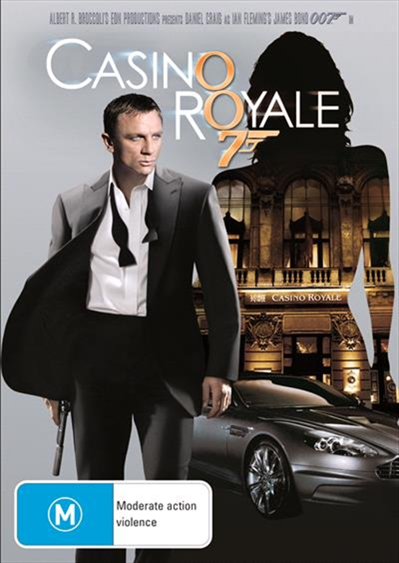 Casino Royale (007) | DVD