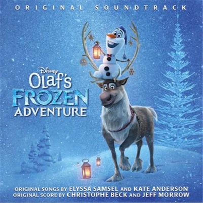 Olaf's Frozen Adventure | CD