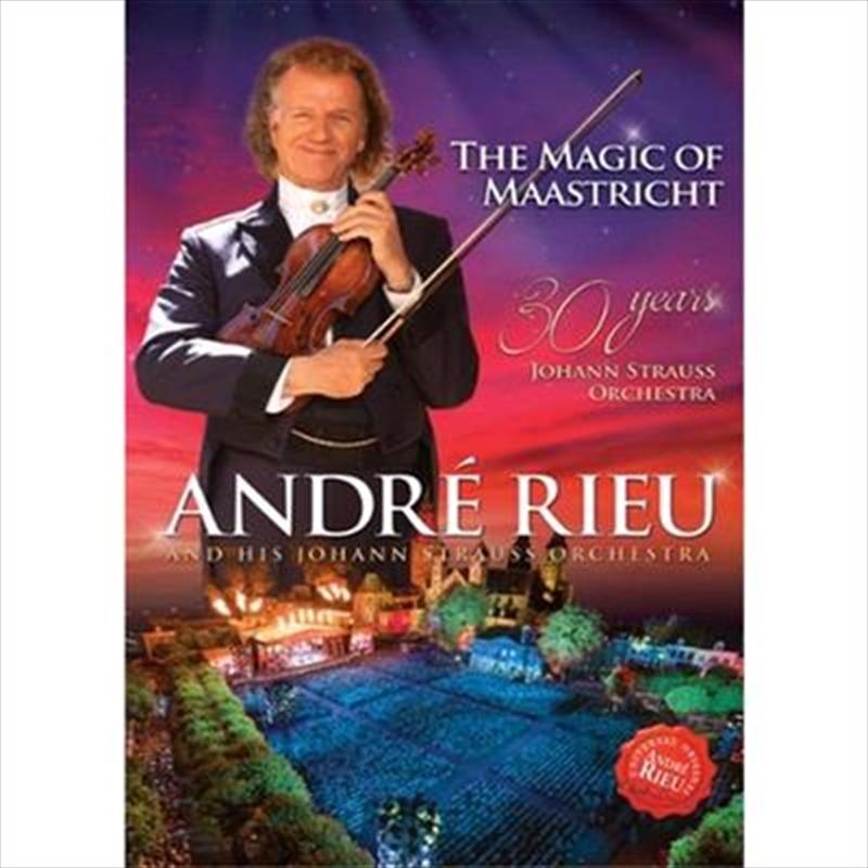 Magic Of Maastricht | DVD