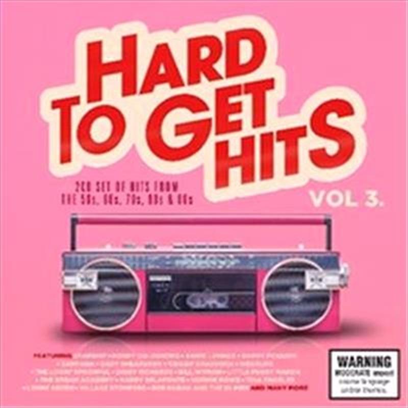 Hard To Get Hits Volume 3 | CD