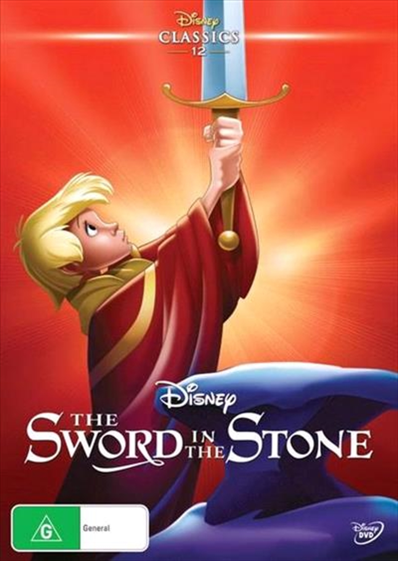 Sword In The Stone | DVD