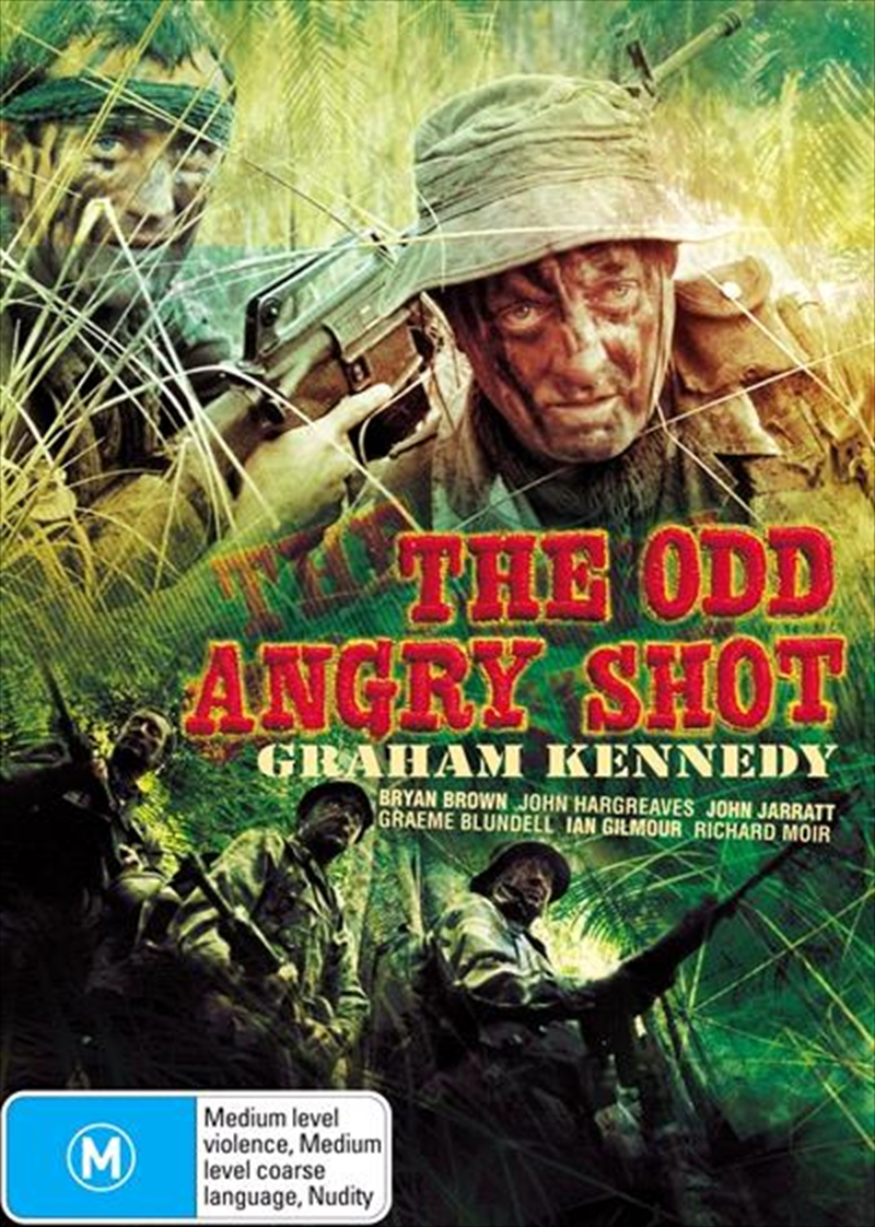 Odd Angry Shot | DVD