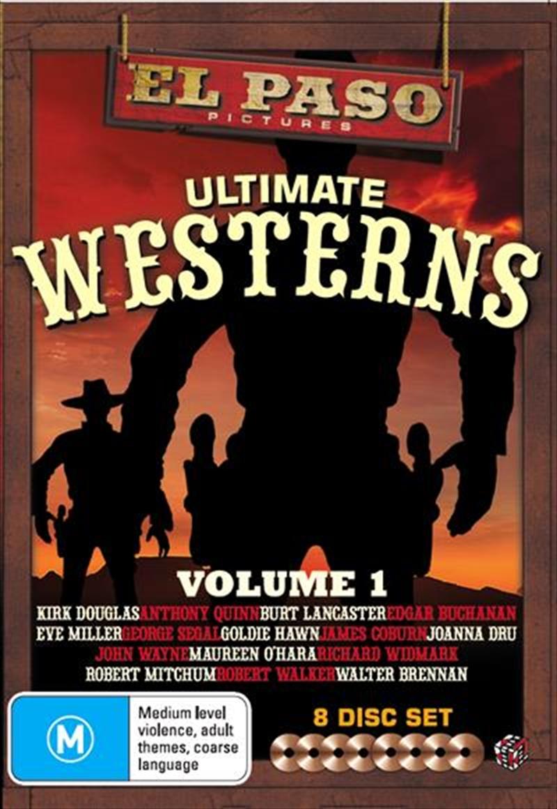 El Paso Ultimate Westerns - Vol 1 | DVD