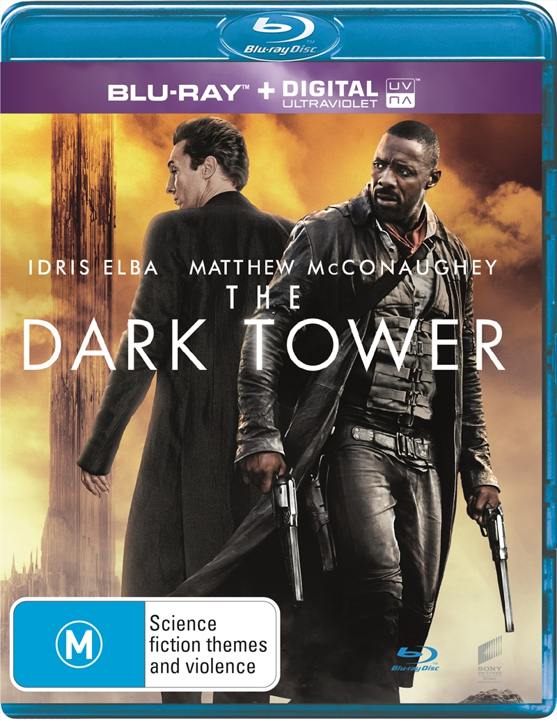 Dark Tower, The (Exclusive Cover) | Blu-ray
