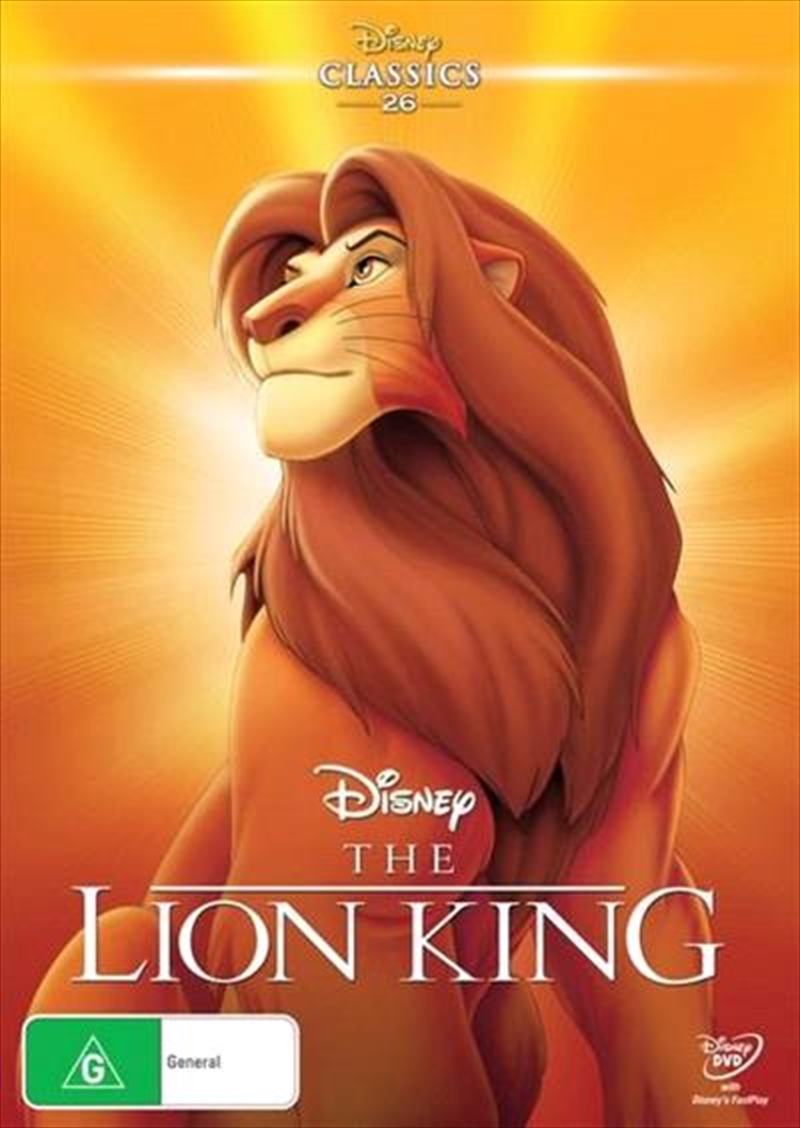 Lion King | DVD