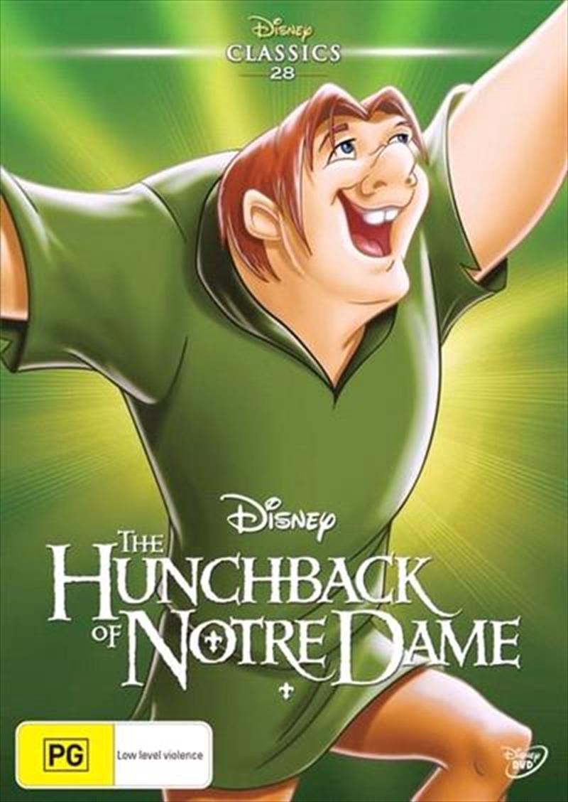 Hunchback Of Notre Dame | DVD