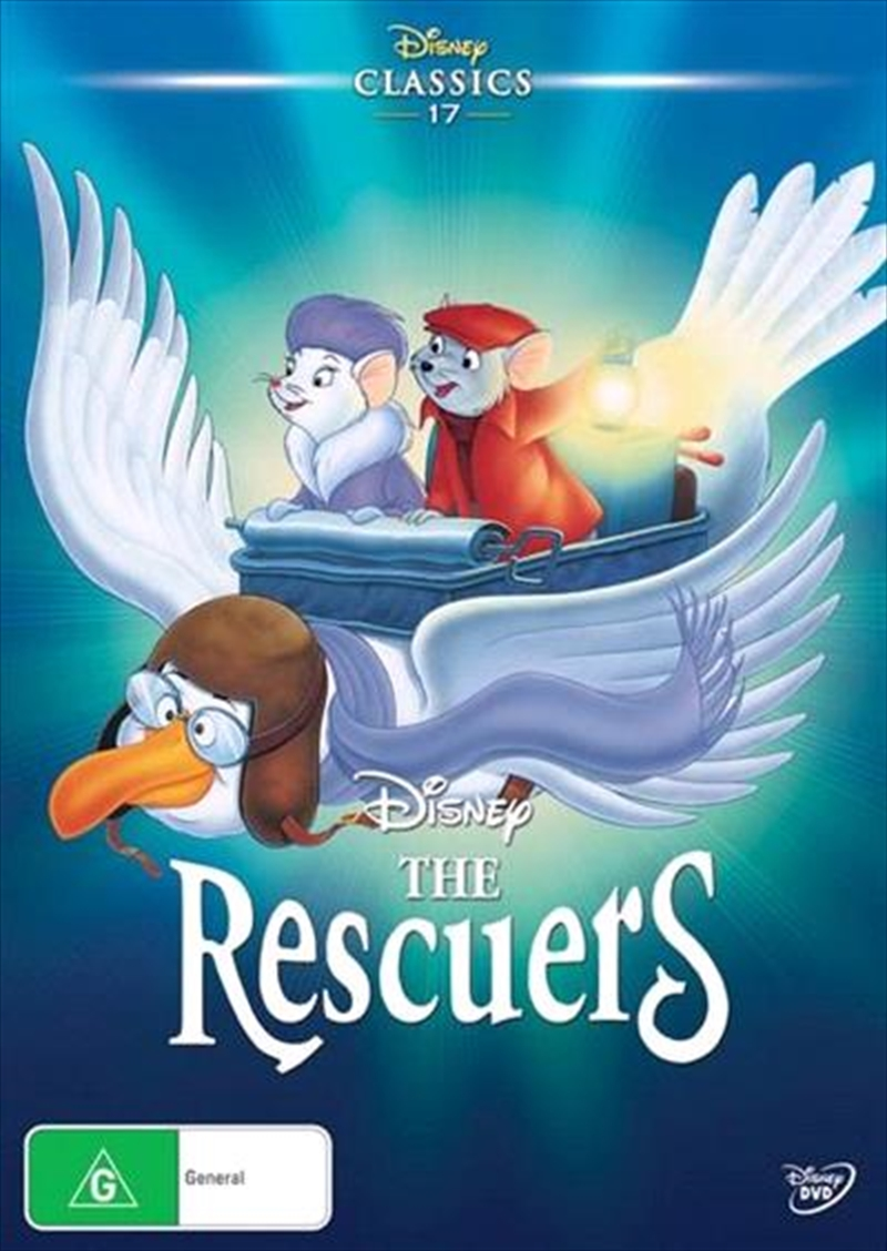 Rescuers, The | DVD