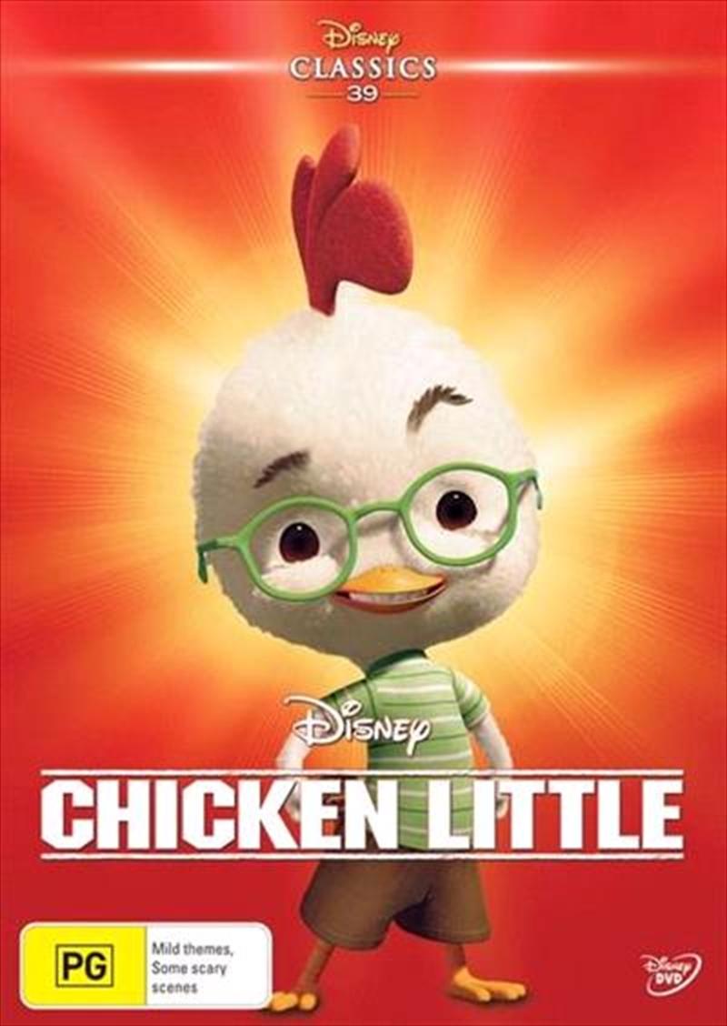 Chicken Little | DVD