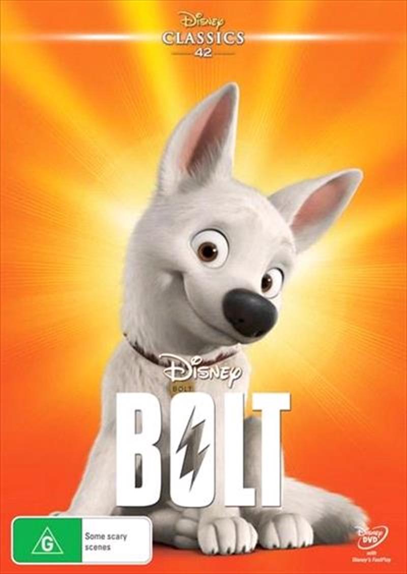 Bolt Disney Classics Disney Dvd Sanity