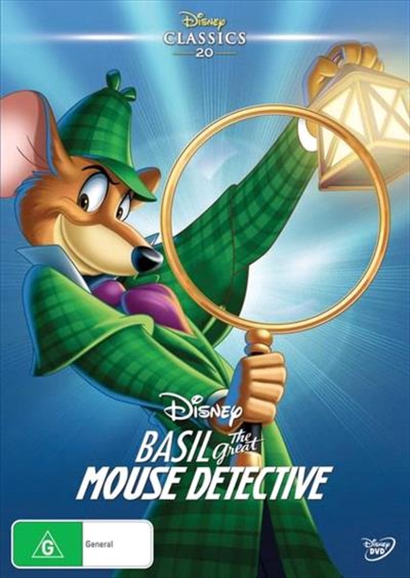 Basil - The Great Mouse Detective | DVD