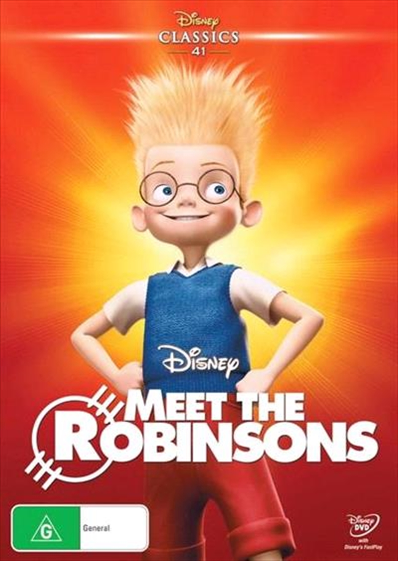 Meet The Robinsons | DVD