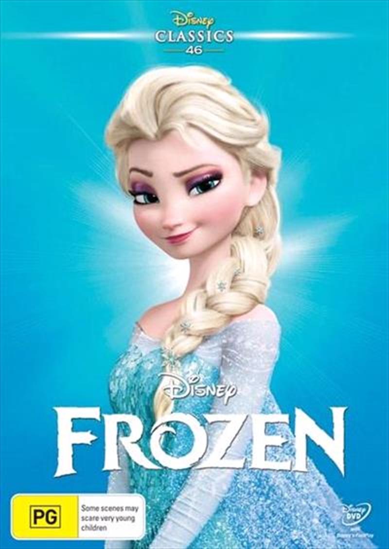 Frozen | DVD