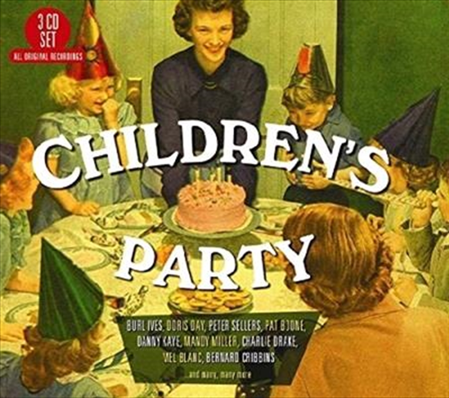 Childrens Party | CD