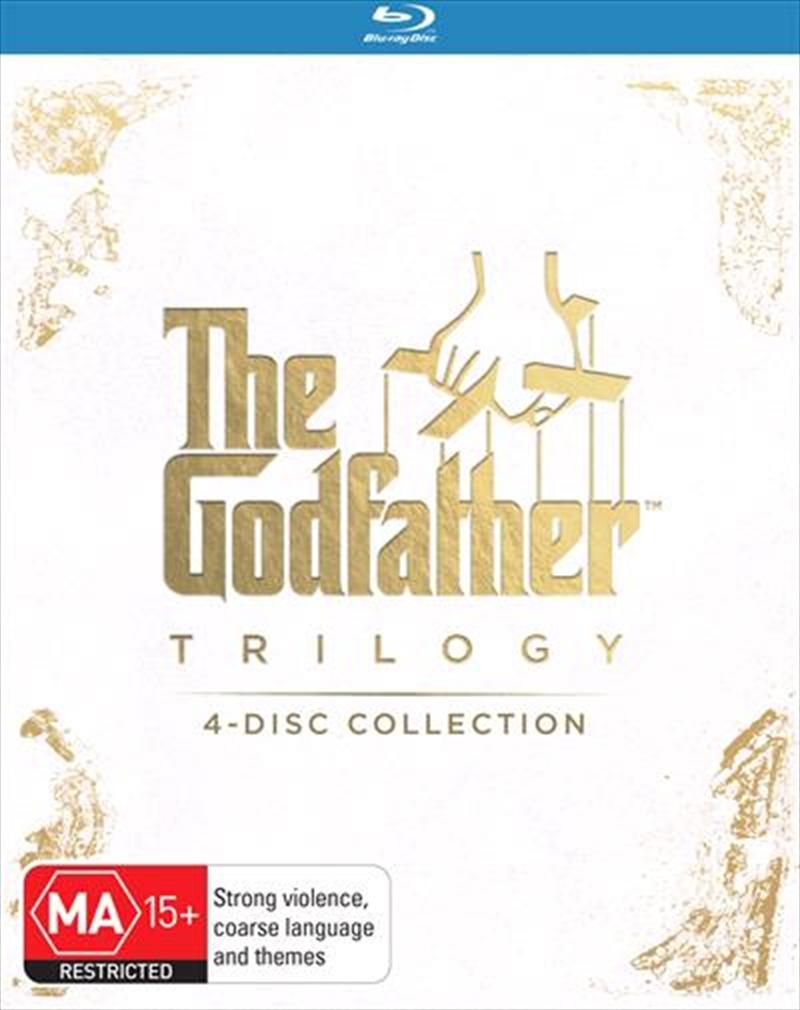 Godfather Trilogy | Blu-ray