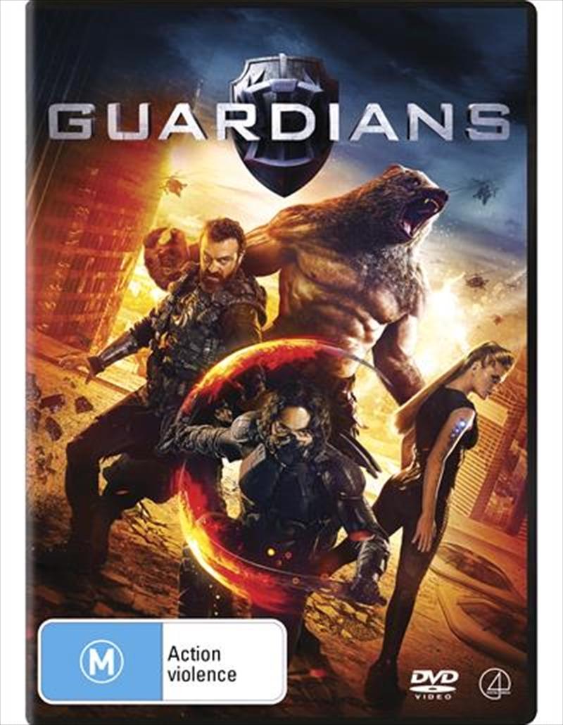 Guardians | DVD