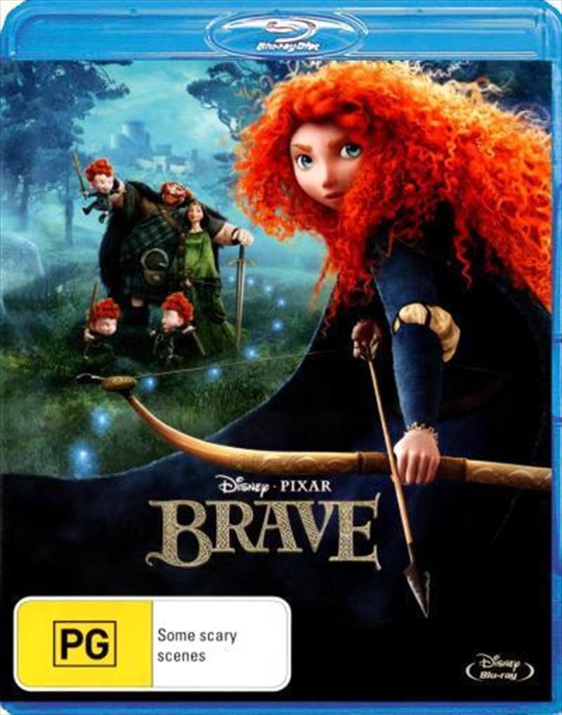 Brave | Blu-ray