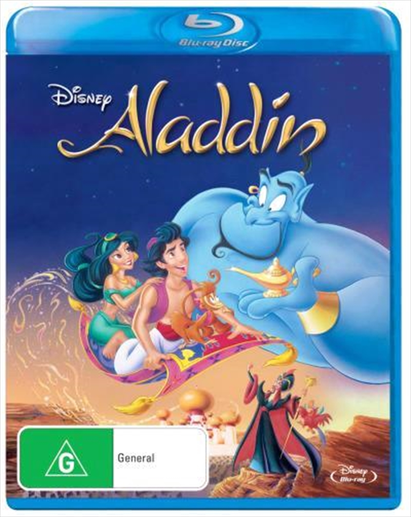Aladdin | Blu-ray