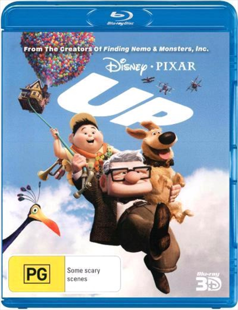 Up | Blu-ray 3D