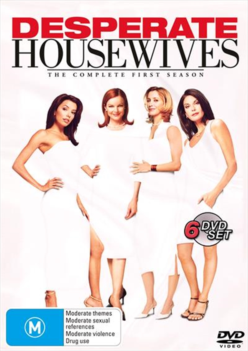 Desperate Housewives - Season 1 | DVD