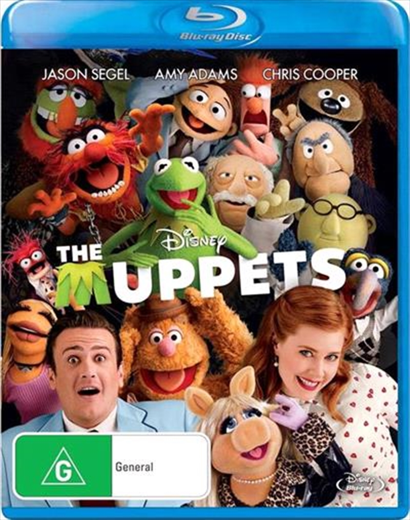 Muppets | Blu-ray