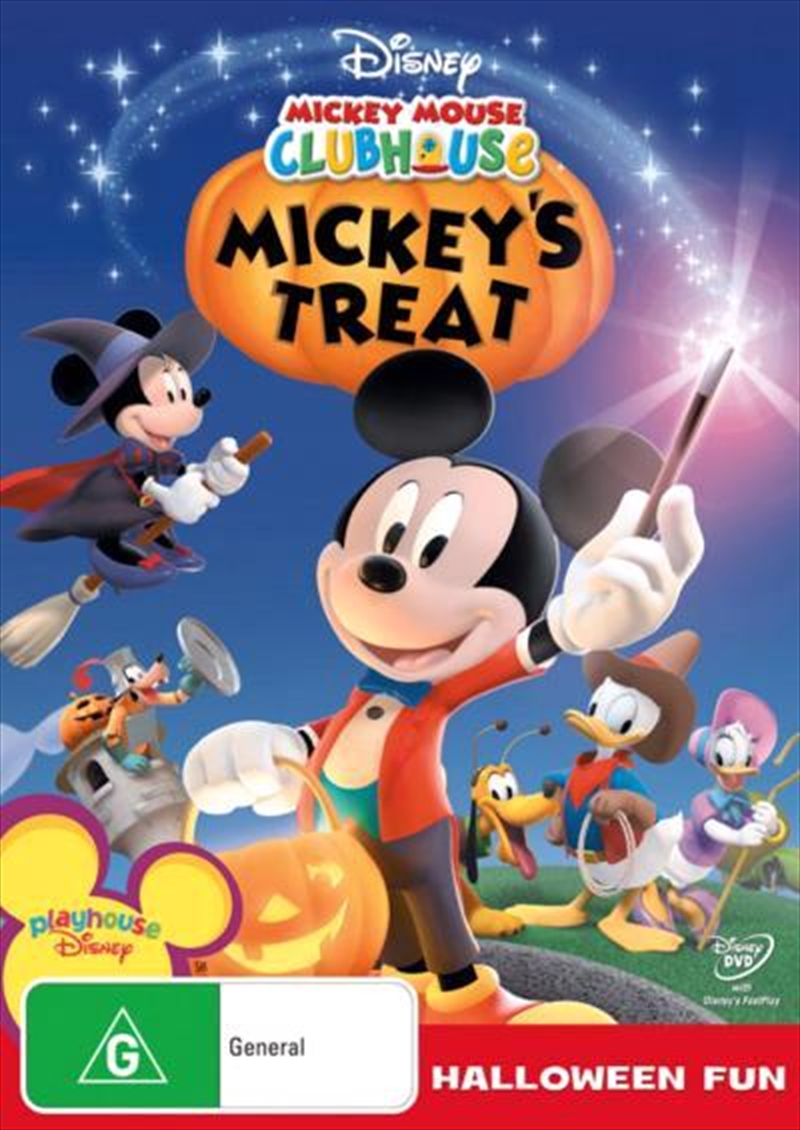 Mickey Mouse Clubhouse - Mickey's Treat | DVD