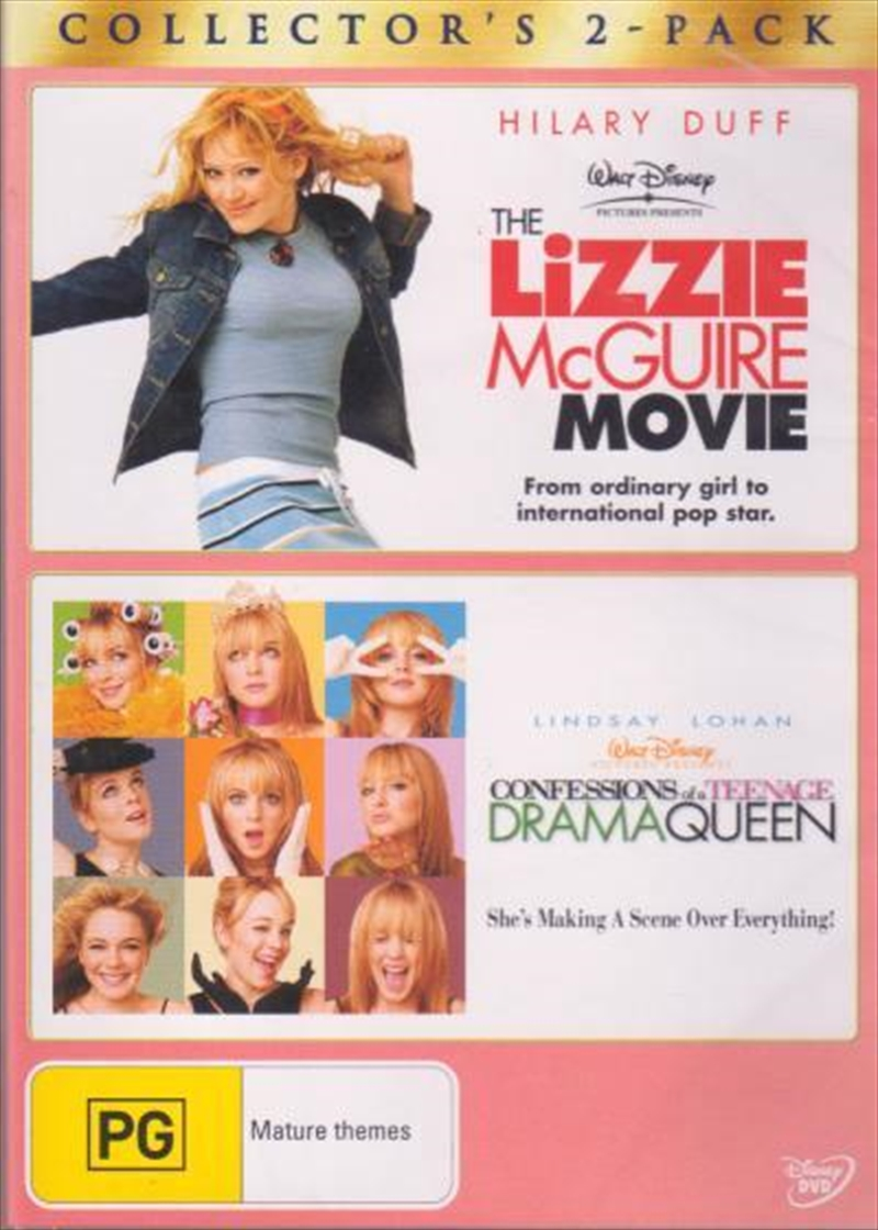 Lizzie Mcguire / Confessions | DVD