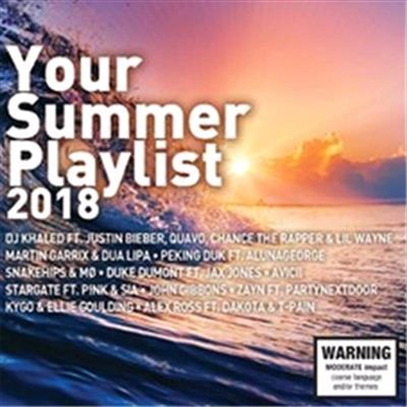Your Summer Playlist 2018 | CD