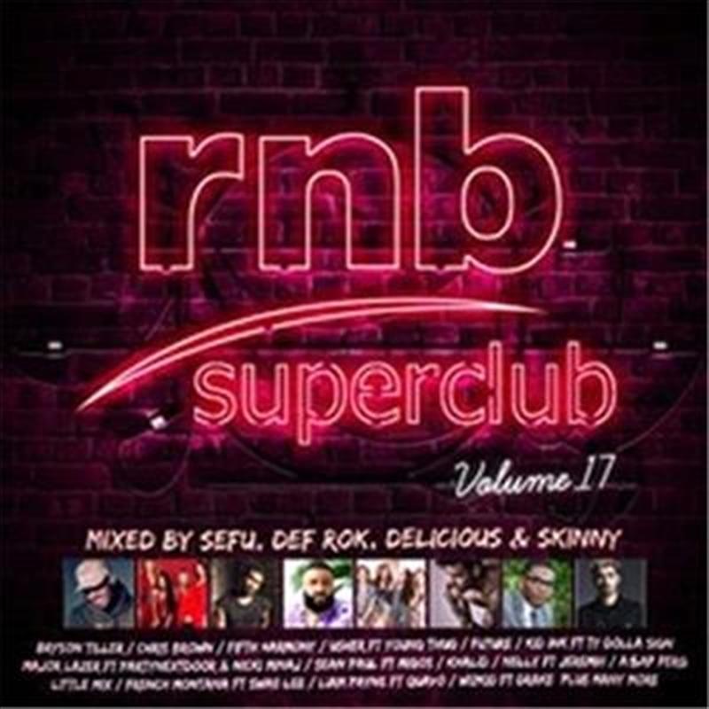 Rnb Superclub: Vol 17 | CD