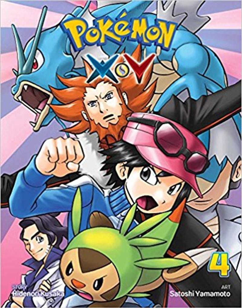 Pokemon XY: Vol 4 | Paperback Book