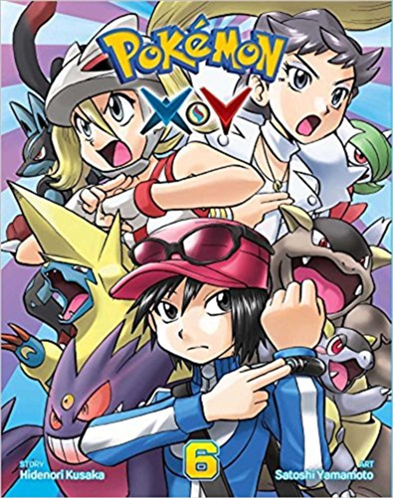Pokemon XY: Vol 6 | Paperback Book