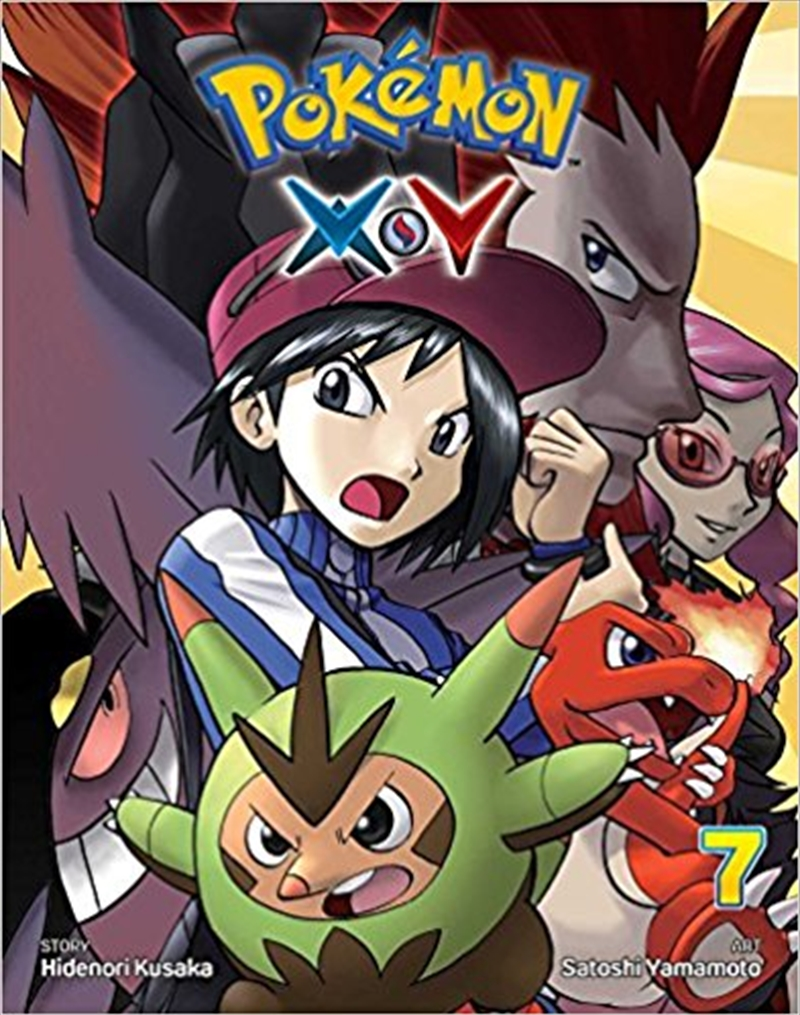 Pokemon XY: Vol 7 | Paperback Book