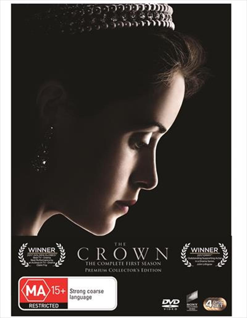 Crown - Season 1 | Special Packaging, The | DVD