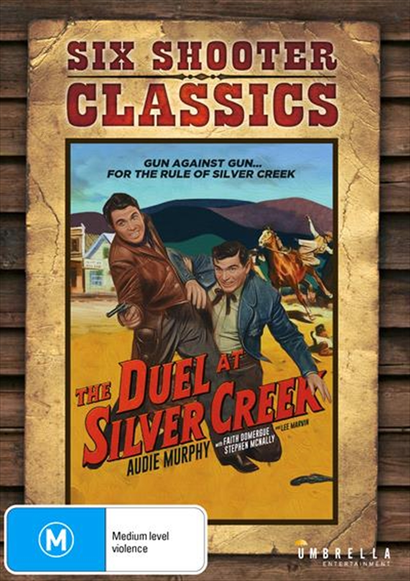Duel At Silver Creek | DVD